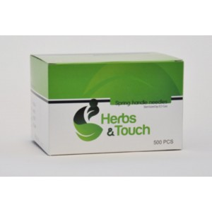 Herbs and Touch 500 Needles